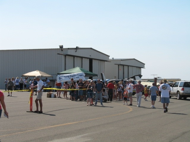 Wings and Wheels 2008