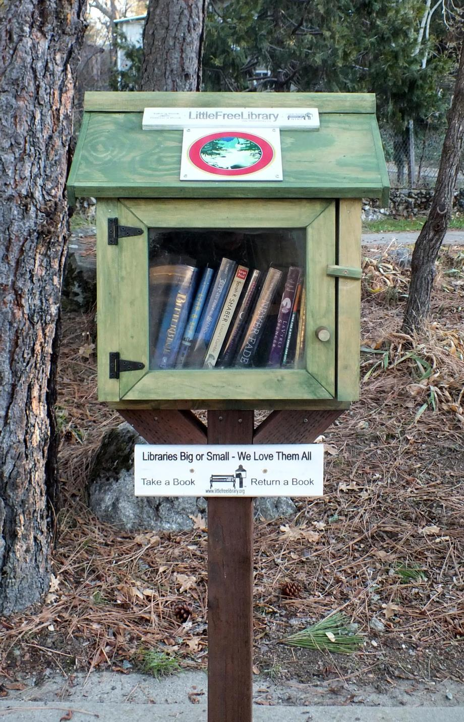 River Pines Little Library