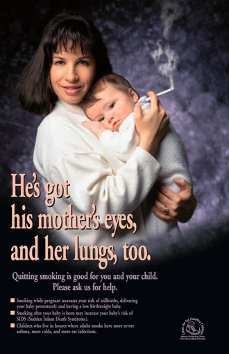 He's Got His Mother's Eyes Poster