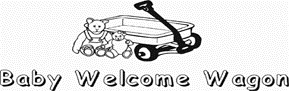 Baby Welcome Wagon logo